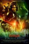 La locandina italiana di Le cronache di Narnia: il Principe Caspian