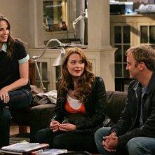 Paula Marshall, Jaime King e Jay Mohr in una scena di Project Gary