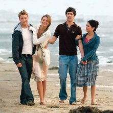 Rachel Bilson, Adam Brody, Mischa Barton e Benjamin McKenzie alcuni degli interpreti di 'The O.C.'