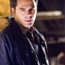 Billy Burke in una sequenza del film Nella rete del serial killer