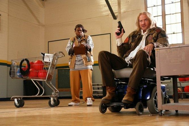 Jermaine Williams E David Koechner In Una Scena Del Film Il Peggior Allenatore Del Mondo 79047