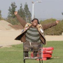 Jermaine Williams in una scena del film Il peggior allenatore del mondo