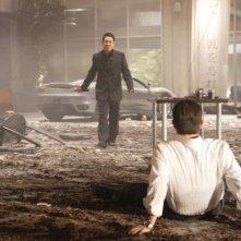 Jet Li in una scena del film Rogue