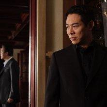 Jet Li in una scena di Rogue - Il solitario