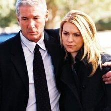 Richard Gere e Claire Danes in una scena del film Identikit di un delitto
