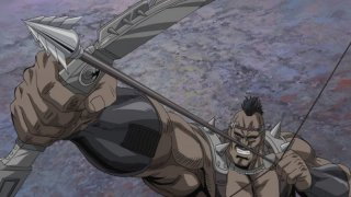 Un'immagine del film Ken il guerriero - La leggenda di Hokuto