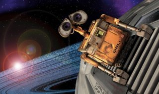 Un'immagine del film Wall-E