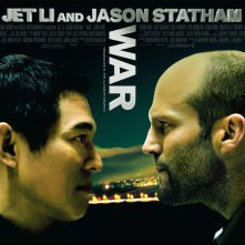 wallpaper del film Rogue - Il solitario con Jet Li e Jason Statham