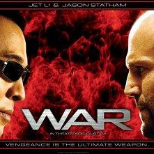 Un wallpaper del film Rogue - Il solitario con Jet Li e Jason Statham