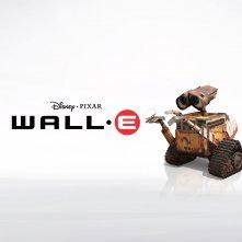 Un wallpaper desktop di Wall-E