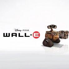 Un wallpaper di Wall-E, il cartoon degli studios Pixar