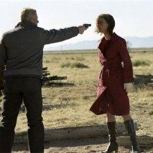 Una scena del film Identikit di un delitto