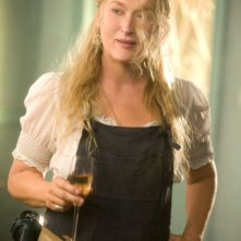 Meryl Streep in una scena del musical Mamma Mia! ispirato all'omonimo successo teatrale