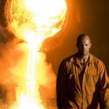 Jason Statham in una scena del film Death Race
