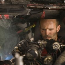 Jason Statham in una scena di Death Race
