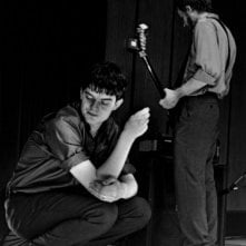 Sam Riley in una immagine del film Control