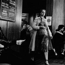 Samantha Morton in una scena del film Control