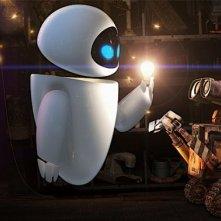 Un'immagine tratta dal film Wall-E.