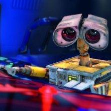 Un'immagine tratta dal film d'animazione Wall-E