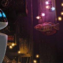 Una scena del film Wall-E