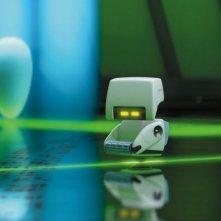 Una delle sequenze del film Wall-E