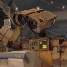 Un'immagine del nuovo film Pixar, Wall-E