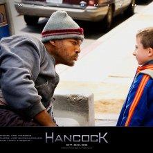 wallpaper del film Hancock con Will Smith