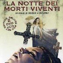 La copertina DVD di La notte dei morti viventi