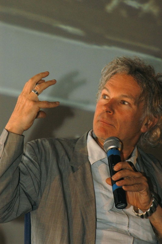 Julien Temple al Napoli Film Festival 2008