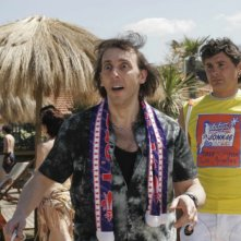 Massimo Ceccherini e Alessandro Paci in una scena di Un'estate al mare