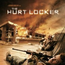 La locandina di The Hurt Locker