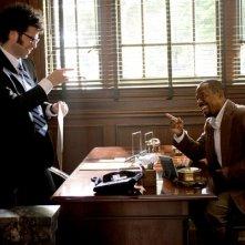 Daniel Raymont e Martin Lawrence in una scena del film College Road Trip