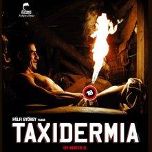 La locandina di Taxidermia