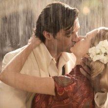 Hugh Jackman e Nicole Kidman in una scena del film Australia (2008)