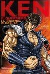 La locandina italiana di Ken il guerriero - La leggenda di Hokuto