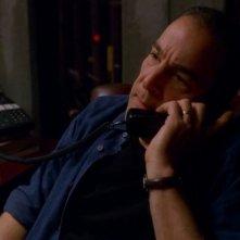 Mandy Patinkin interpreta Jason Gideon nell'episodio 'Segreti e bugie' della serie Criminal Minds