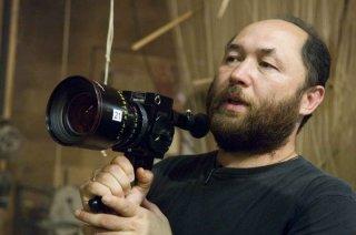 Timur Bekmambetov sul set di 'Wanted'