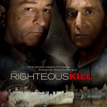 La locandina del film Righteous Kill
