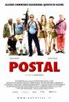 La locandina italiana di Postal