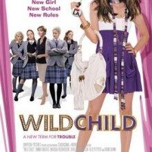 La locandina di Wild Child