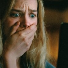 Jess Weixler in una sequenza del film Teeth