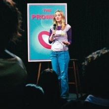 Jess Weixler in una scena iniziale del film Teeth