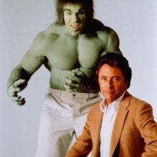 La locandina di L'incredibile Hulk