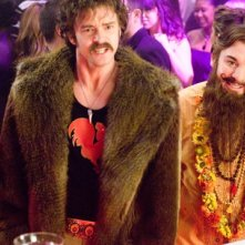 Manu Narayan, Mike Myers e Justin Timberlake in una scena del film The Love Guru