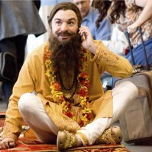 Mike Myers in una immagine del film The Love Guru