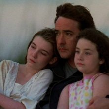 Shélan O'Keefe John Cusack e Gracie Bednarczyk in una scena del film Grace is Gone