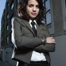 Natalie Morales in un'immagine promozionale di The Middleman