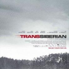 La locandina di Transsiberian