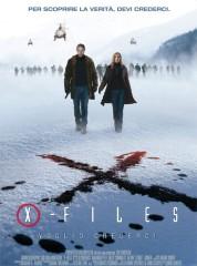 X-Files: Voglio crederci in streaming & download