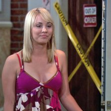 Kaley Cuoco nell'episodio The Grasshopper Experiment  di The Big Bang Theory